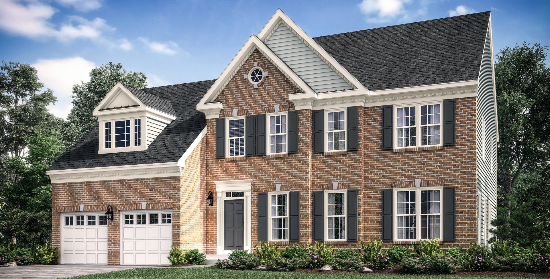 New luxury homes in prince george 39 s county maryland mid for Maryland home builders