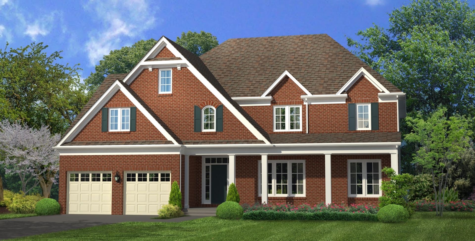 New homes for sale in loudoun county mid atlantic for Mid atlantic home builders