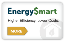 Energy$mart. Higher Efficiency. Lower Costs.
