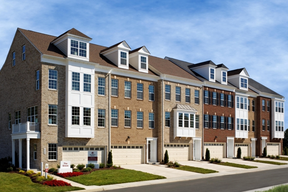 Parkside at Westphalia - Townhomes