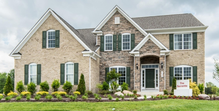 New Single Family Homes In Maryland 28 Images Ridge