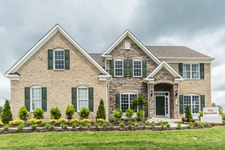 Parkside at Westphalia - Single Family Homes