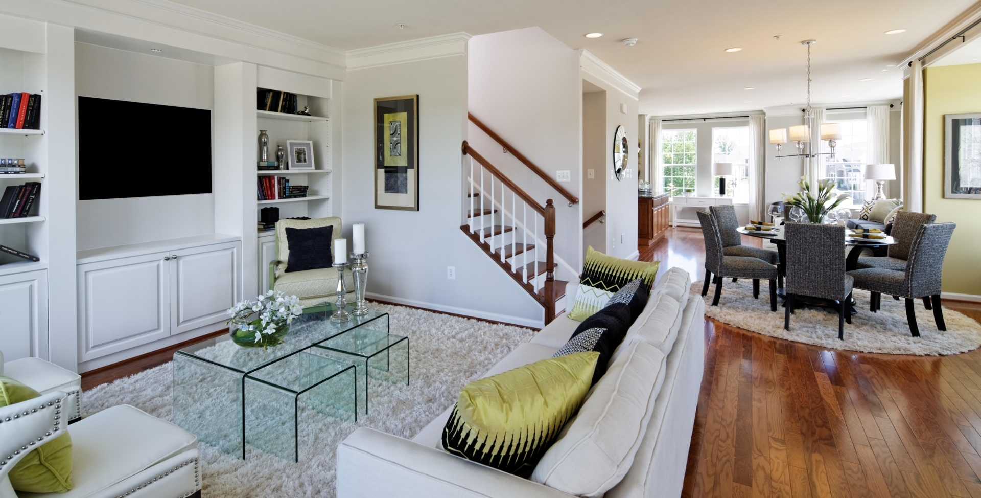 Townhome in md va grove mid atlantic builders for Atlantic home designs