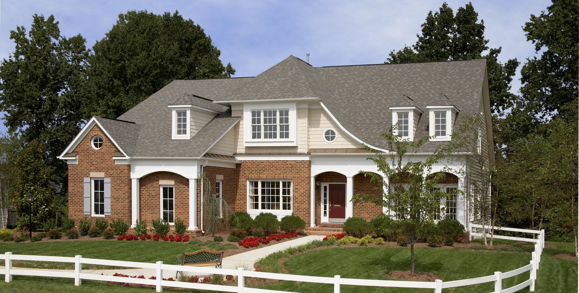Single family home in md va toscana mid atlantic for Mid atlantic home builders