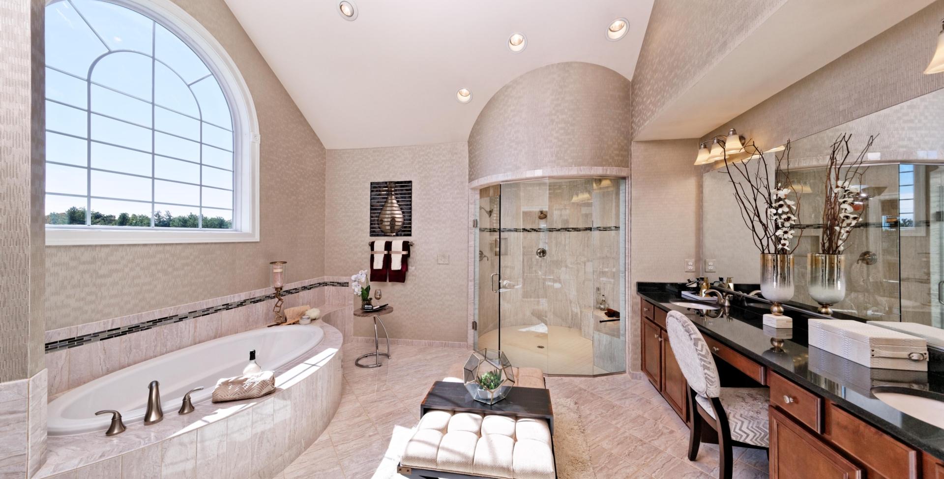 Single family home in md va venezia mid atlantic for Mid atlantic home builders