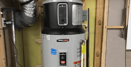 Advanced Heat Pump Water Heating Technology