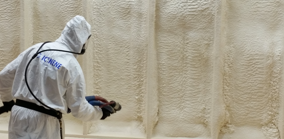 Comfort Spray Foam Insulation